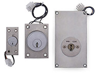 Detention facility key switches